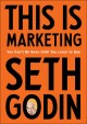 Cover for This is marketing