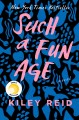 Cover for Such a fun age: a novel