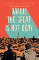 Cover for Darius the Great is not okay