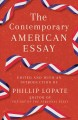 Cover for The Contemporary American Essay