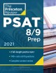 Cover for PSAT 8/9 prep, with 2 practice tests
