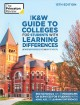 Cover for The K&W guide to colleges for students with learning differences