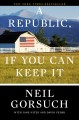 Cover for A Republic, If You Can Keep It