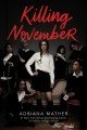 Cover for Killing November