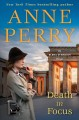 Cover for Death in focus: an Elena Standish novel
