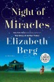 Cover for Night of miracles: a novel [Large Print]