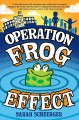 Cover for Operation frog effect