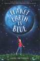 Cover for Planet Earth is blue