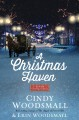 Cover for A Christmas haven: an Amish Christmas romance