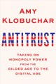 Cover for Antitrust: from the gilded age to the digital age taking on monopoly power
