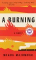 Cover for A burning
