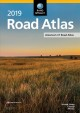 Cover for Road atlas 2019.