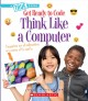 Cover for Think like a computer