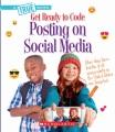 Cover for Posting on social media