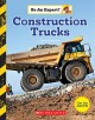 Cover for Construction trucks