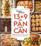Cover for 13 x 9, the pan that can: 150 fabulous recipes