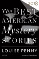 Cover for The best American mystery stories 2018