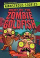 Cover for Night of the zombie goldfish