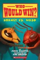 Cover for Hornet vs. wasp