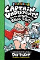 Cover for Captain Underpants and the attack of the talking toilets