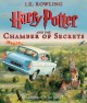 Cover for Harry Potter and the Chamber of Secrets