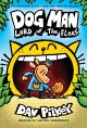 Cover for Dog Man, Lord of the fleas