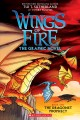 Cover for Wings of fire: the graphic novel. Book 1, The dragonet prophecy