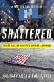 Cover for Shattered: inside Hillary Clinton's doomed campaign