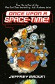 Cover for Once upon a space-time!