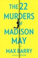 Cover for The 22 murders of Madison May