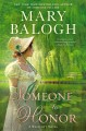 Cover for Someone to honor: a Westcott novel