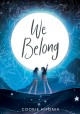 Cover for We belong