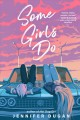 Cover for Some girls do
