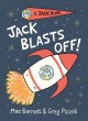 Cover for Jack blasts off!