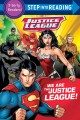 Cover for We are the Justice League!: a collection of five early readers.