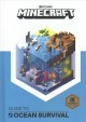 Cover for Minecraft: guide to ocean survival
