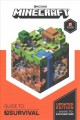 Cover for Minecraft: guide to survival