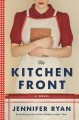 Cover for The kitchen front: a novel