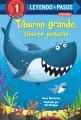 Cover for Tiburón Grande, Tiburón Pequeño = Big Shark, Little Shark