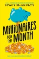 Cover for Millionaires for the month
