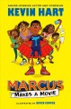 Cover for Marcus makes a movie