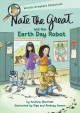 Cover for Nate the great and the Earth Day robot