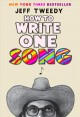 Cover for How to write one song