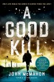 Cover for A good kill