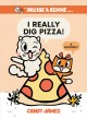 Cover for I really dig pizza!: a mystery!