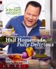 Cover for QVC's resident foodie presents Half homemade, fully delicious / An in the K...
