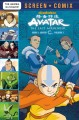 Cover for Avatar the Last Airbender