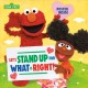Cover for Let's stand up for what is right!