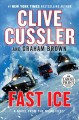 Cover for Fast ice: a novel from the numa files [Large Print]