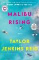 Cover for Malibu rising: a novel [Large Print]